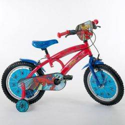 Bicicleta Spectacular Spiderman 12Red