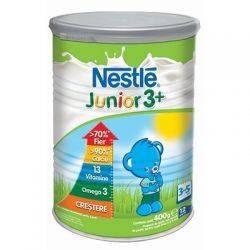 Lapte praf Nestle Junior3+ 400g 3-5 ani