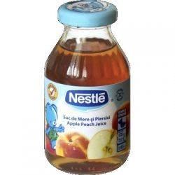 Nestle - Suc de mere si piersici x 200 ml