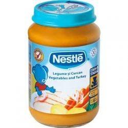 Nestle Piure legume curcan x 200g