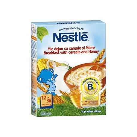 Cereale Nestle Mic Dejun cu cereale si miere x 250g