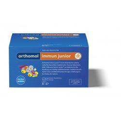 Orthomol Immun Junior Portocala x 30 tb masticabile