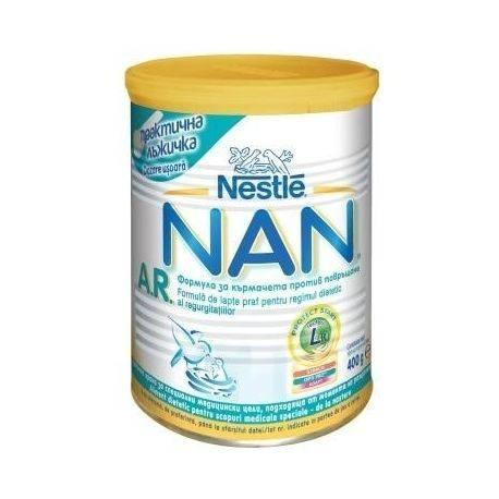 Lapte Praf Nestle Nan AR x 400g