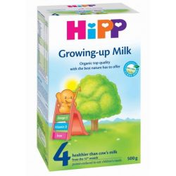 HIPP 4 BIO ORGANIC - Formula lapte de crestere x 500g