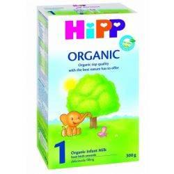 HIPP 1 BIO ORGANIC Formula lapte de inceput pentru sugari x 300g