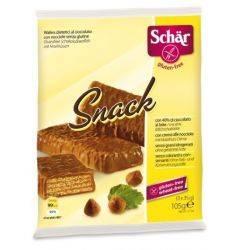 Snack Napolitane invelite in ciocolata, cu crema de alune x 105g Dr. Schar