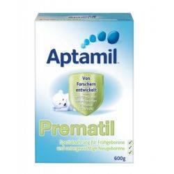 Lapte praf Nutricia Aptamil Prematil x 600g