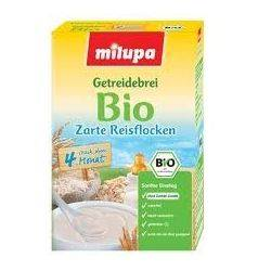 Milupa - Bio Cereale Fulgi de Orez Fara Lapte x 250g