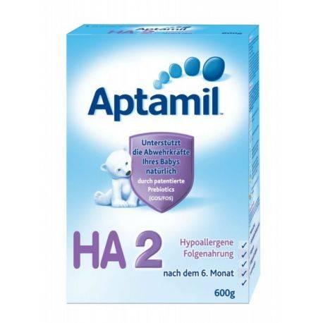 Lapte praf Nutria Aptamil HA2 x 600g