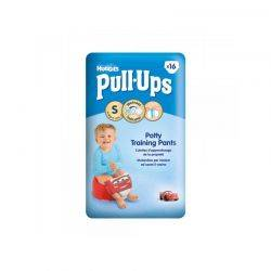 Huggies PullUps Boy chilotei tranzitie copii S/4 (8-15kg)