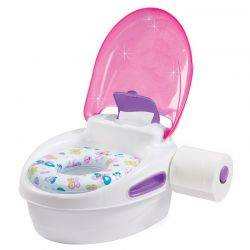 Summer Infant - Olita Multifunctionala 3 in 1 'Potty Training System'