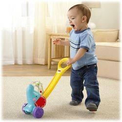 Antepremergator Elefant Fisher-Price