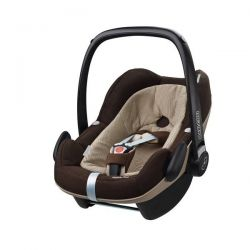 Cos auto Pebble Plus I-Size EARTH BROWN Maxi-Cosi