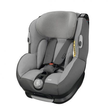 Fotoliu Auto Opal Bebe Confort + husa de vara CADOU CONCRETE GREY