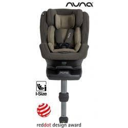 Scaun auto cu isofix REBL 360 iSize Coffee Nuna