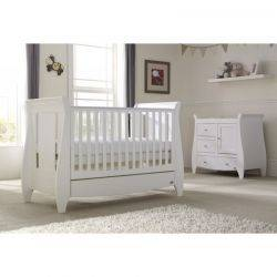 Set mobilier Katie White format din 2 piese Tutti Bambini