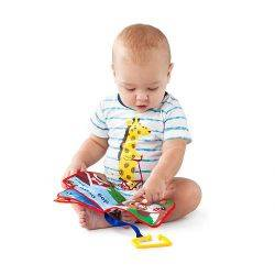 Carticica educativa Explore and Discover Baby Einstein