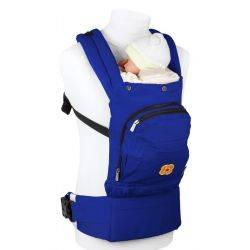 BabyGo – Marsupiu anatomic Cangoo Active Air Navy