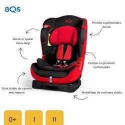 Scaun auto 0-25 kg Vaillo Red BQS