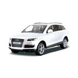 Audi Q7 cu Telecomanda Scara 1:14 Alb
