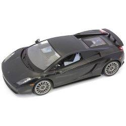 Lamborghini Gallardo Superleggera cu Telecomanda Scara 1:14 Negru