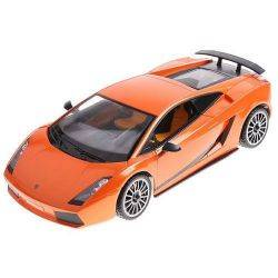 Lamborghini Gallardo Superleggera cu Telecomanda Scara 1:14 Portocaliu