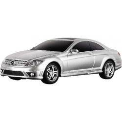 Mercedes-Benz CL63 AMG 1:24 Gri