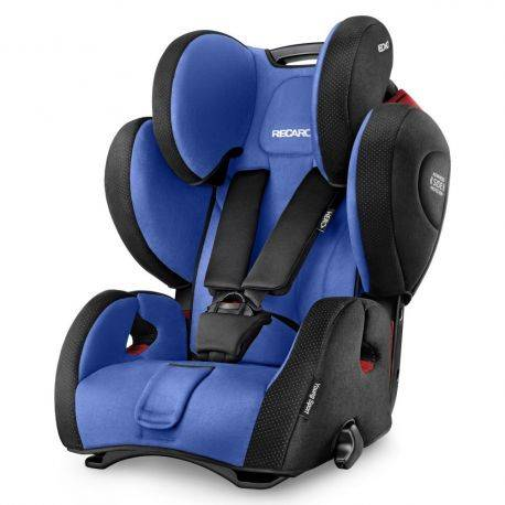 Scaun Auto pentru Copii fara Isofix Young Sport Hero Saphir