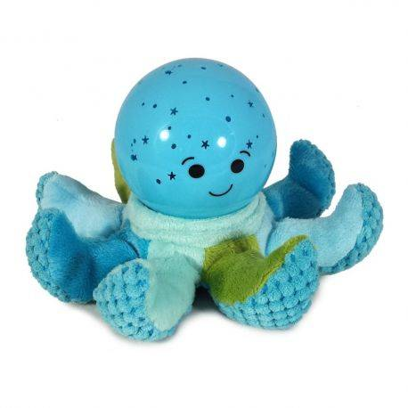 Lampa de Veghe Octo Softies Blue Cloud B