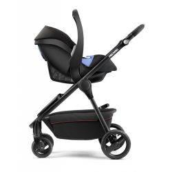 Carucior 2 in 1 pentru Copii Citylife cu Scaun Auto Privia si Baza Isofix