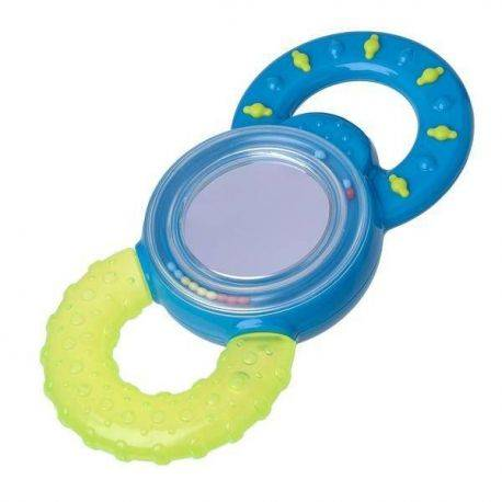 Jucarie dentitie Vital Baby Nurture 'Squik&Peek', 0+