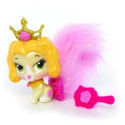 FIGURINA DISNEY - CATELUSUL ROSE