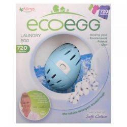 Detergent BIO 720 spalari prietenos cu bumbacul EcoEgg