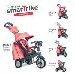 Tricicleta Smart Trinke Explorer 5in1 Pink