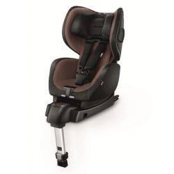 Scaun Auto pentru Copii cu Isofix OptiaFix Mocca