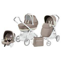 Carucior 3 in 1 Book Pure Peg Perego