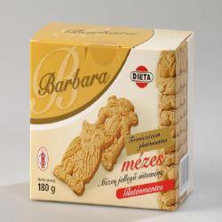 Biscuiti cu miere x 180g - Barbara