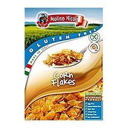 Corn Flakes 7 vitamine, Calciu si Fier x 300g Molino Nicoli