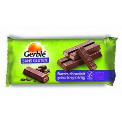Napolitane dietetice invelite in ciocolata cu lapte x 107,5g (5x21,5g) - Gerble