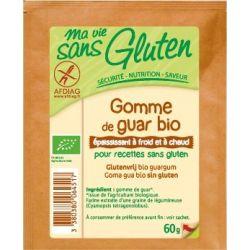 Guma de guar (agent de ingrosare) bio x 60g Ma vie sans gluten