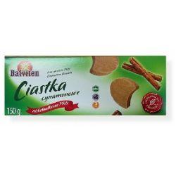 Biscuiti cu scortisoara PKU fara gluten x 150g Balviten