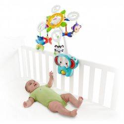 Carusel 2 in1 Deluxe Fisher-Price