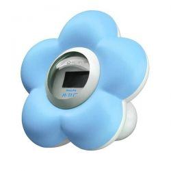 Termometru digital pentru baie si camera SCH550/20 Philips Avent