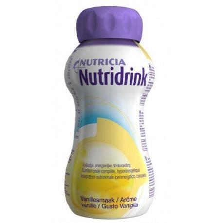Nutridrink vanilie x 200ml Nutricia