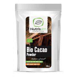 Pudra de cacao bio x 250g Nutrisslim