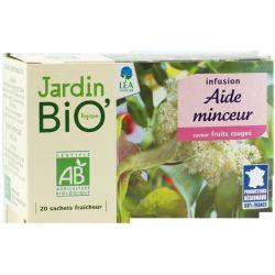 Ceai din plante: Aliatul siluetei bio (20 plicuri) 30g JardinBio