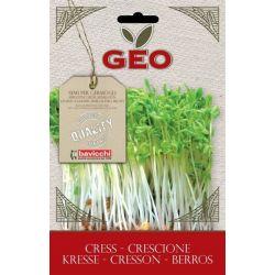 Geo - Seminte germinare creson bio x 35g
