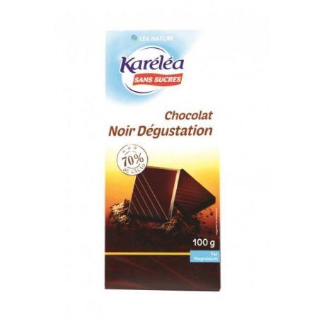 Karelea Ciocolata neagra 70% x 100g