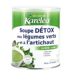 Supa detox legume verzi si plante x 300g Karelea