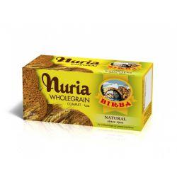 Biscuiti cu grau integral x 155g Nuria